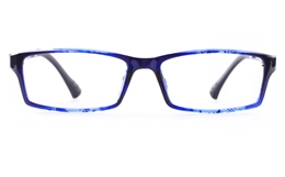 Poesia 7004 TEXTURE ULTEM Mens Womens Square Full Rim Optical Glasses for Classic,Wood Bifocals