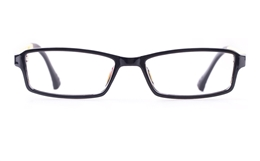 Poesia 7008 SMOOTH ULTEM Mens Womens Square Full Rim Optical Glasses for Classic