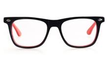 Vista Kids H1014 Acetate(ZYL) Kids Square Full Rim Optical Glasses for Classic,Party Bifocals