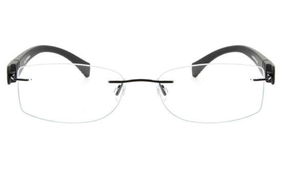 Vista First 5021 Stainless Steel Mens&Womens None Optical Glasses