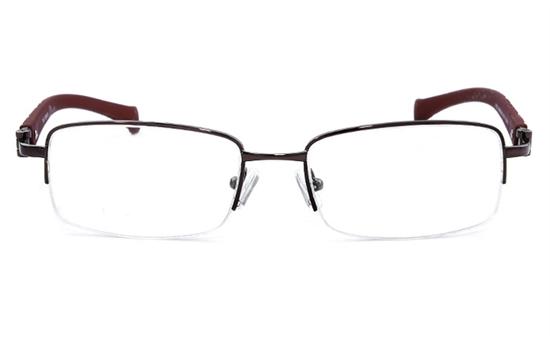 Vista First 1603 Half Rim Mens Optical Glasses