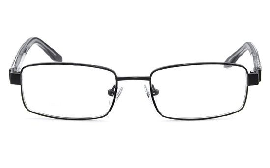 Vista First 8102 Stainless Steel Mens&Womens Full Rim Optical Glasses