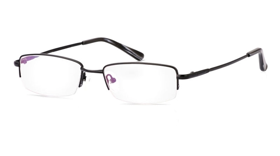Vista First 2017 Titanium Memory Mens&Womens Half Rim Optical Glasses