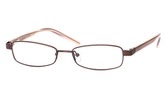 Vista First 1028 Stainless Steel/ZYL Full Rim Mens Optical Glasses