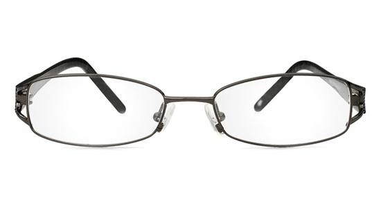 Vista First 1802 Stainless Steel Full Rim Womens Optical Glasses